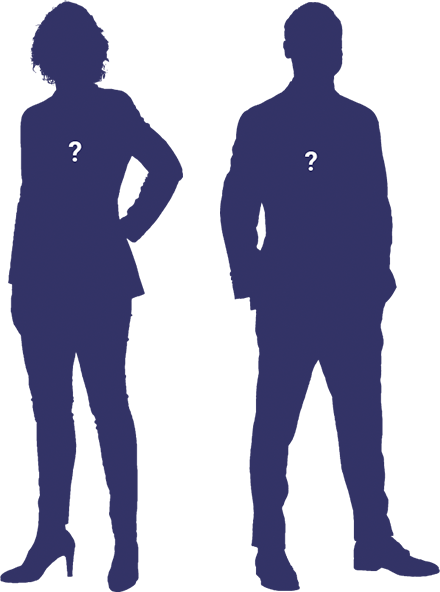 silhouettes-question-mark